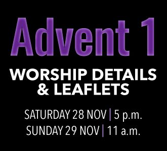 Worship for Advent 1