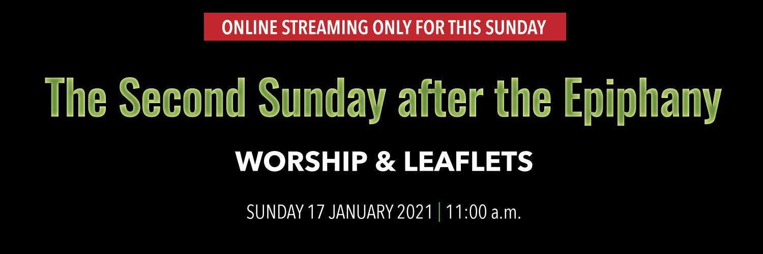Worship Details for Epiphany 2
